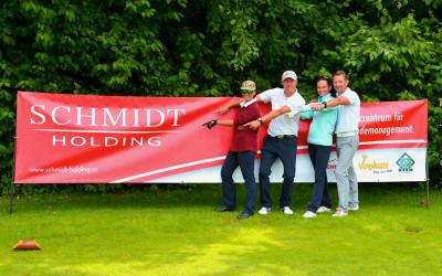 Corporate Golf 2016Saubere Schmidt Golftrophy