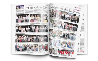 Fest der Nationen 2017 bei Schmidt – unser Magazin Ried