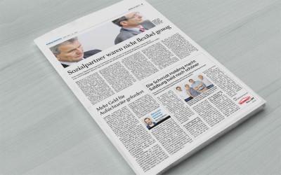 Salzburger Nachrichten – Schmidt Holding macht Salzburg schöner
