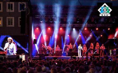Holding Tochter RSD sorgt für Sicherheit beim Hinterseer Konzert