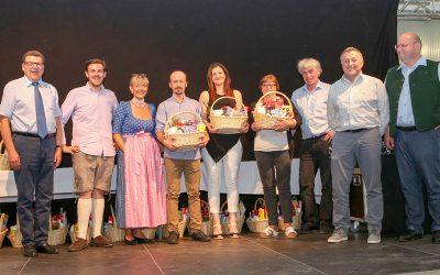 Fest der Nationen 201725 Mitarbeiter 300 Jahre bei Schmidt – DANKE