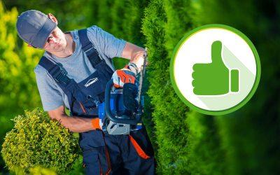 Wir suchen Grünpfleger/Gärtner (m/w)Ganzjahresstelle bei Vollzeit