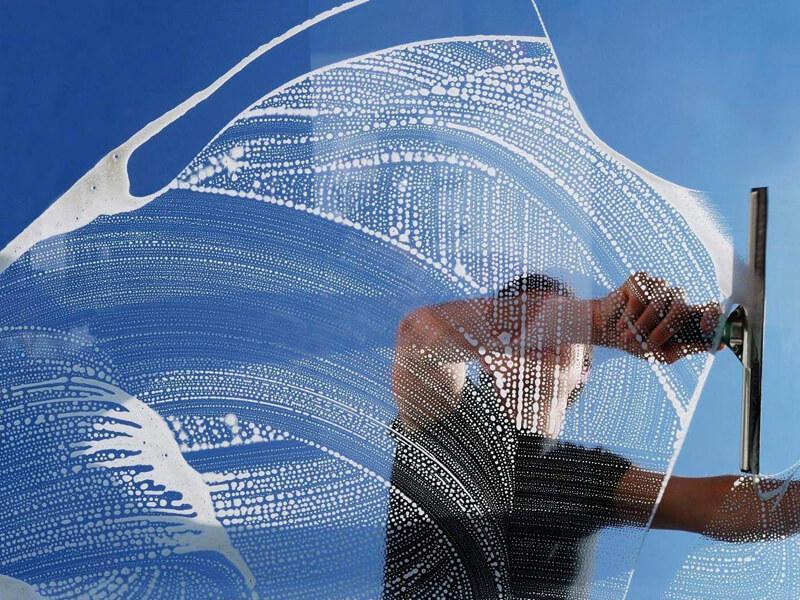 Fabulous Professionelle Fensterreinigung von Schmidt – Fensterreinigungs KM12