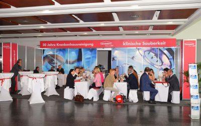 Erfolgreiche Teilnahme beim Krankenhauskongress im Design Center Linz