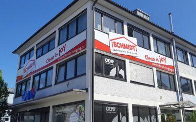 Neue Niederlassung im Zentrum der Stadt Salzburg