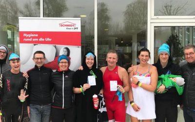 24-Stunden Schwimmen in der Parktherme Bad Radkersburg