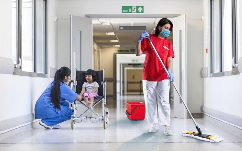 Die Lage ist ernstReha Zentren alsNotfall Kliniken