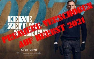 James Bond Keine Zeit zu sterben Kundenevent Herbst 2021