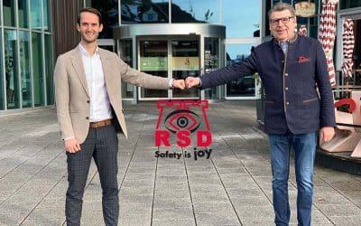 Weberzeile Ried setzt bei Sicherheit auf RSD – Tochter der Schmidt Holding