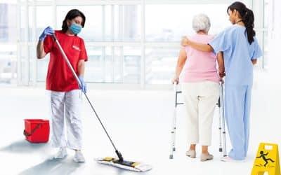 Wo stehen wir gerade in der Zeit der Corona Pandemie am Beispiel Seniorenheime