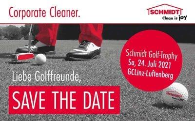 Schmidt Golftrophy 2021im GC Linz-Luftenberg