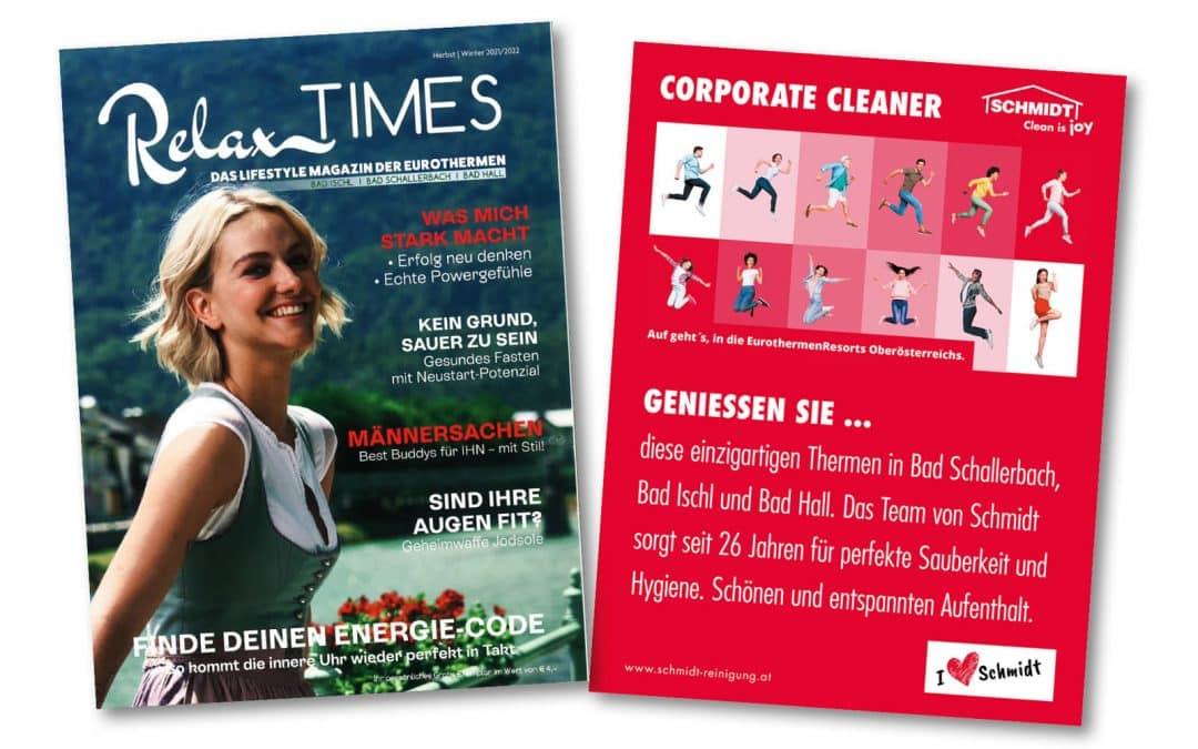 Wir sorgen für Sauberkeit und Hygiene in Oberösterreichs größtem Tourismusunternehmen